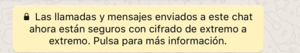 WhatsApp-Cifrado-app
